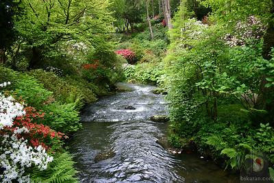 Bodnant Garden - North Wales : UK