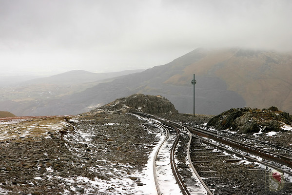 Snowdon Mountain Railway - North Wales : UK