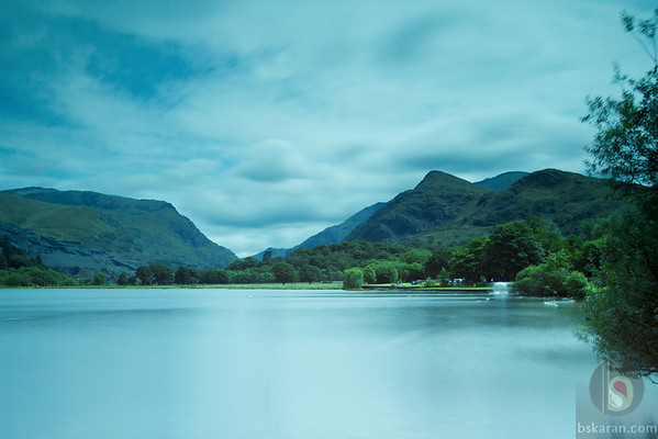 Llanberis - North Wales : UK
