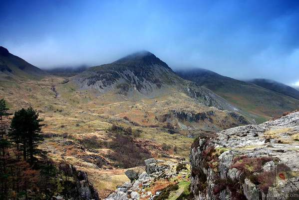 Snowdonia - North Wales : UK