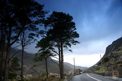 Snowdonia - North Wales : UK