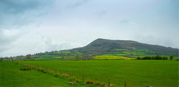 Southeast Wales countryside