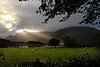 Sunrise at Trigonos<br /> Nantile Valley, Snowdonia, Wales<br /> September 2009