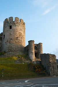 Northwest tower, Conwy Castle