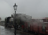Welch Highland Train<br /> Snodonia, Wales<br /> September 2009