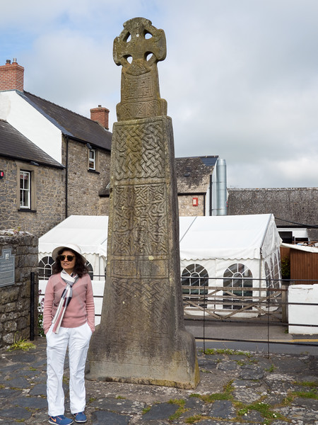 Celtic Cross from 11th century