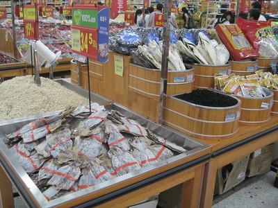 Never knew so many ways to dry fish
