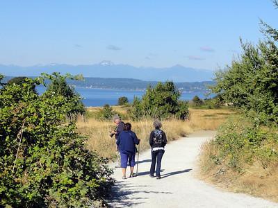 Walking the Loop Trail