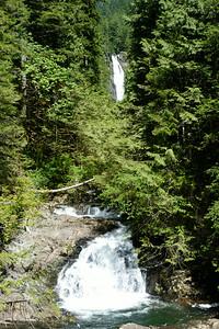 Upper Wallace Falls