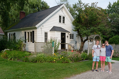 Cottage - Jack, Will & Amy