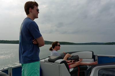 Boating - Will & Amy (1)