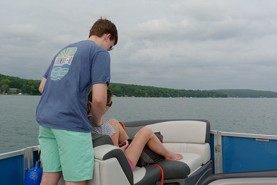 Boating - Will & Amy (2)