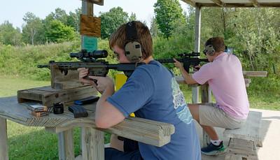 Shooting – Charlevoix Rod & Gun Club – Jack & Will (1)