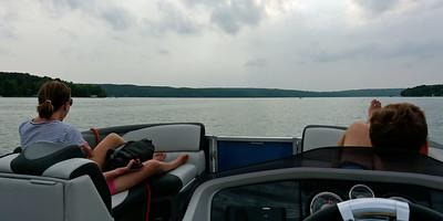 Boating - Jack & Amy (1)