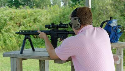 Shooting – Charlevoix Rod & Gun Club – Jack