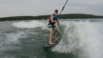 Will Wake Surfing
