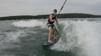 Will Wake Surfing