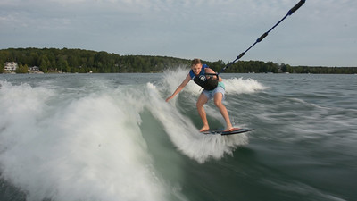 Jack Wake Surfing