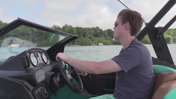 Boating, Tubing & Swimming