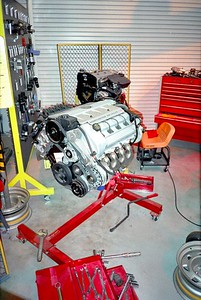 Northstar V8 engine