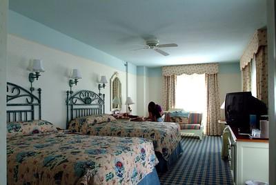 Room #3648 at Disney's Beach Club Resort