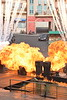 Lights, Motors, Action! Extreme Stunt Show-Exploding fireball