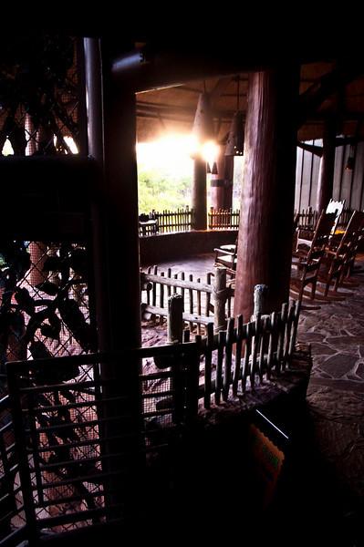 lobby viewing veranda