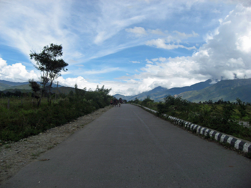 wamena road
