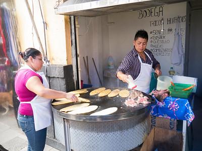 Huaracha snack