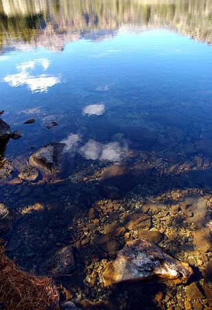 Glass Lake, Desolation Wilderness, CA