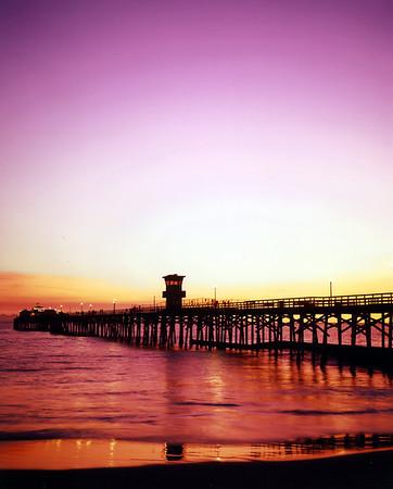 Seal Beach Pier, CA