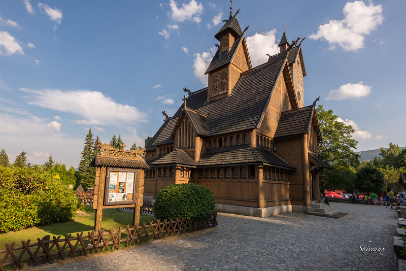Wang Church in Karpacz
