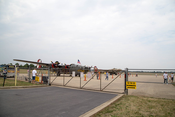WWII Wings of Freedom Tour 2014