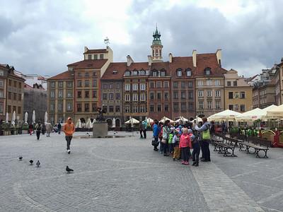 Warsaw & Krakow
