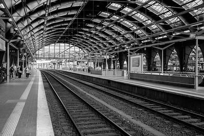 Berlin Train Station