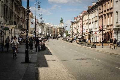 Steve Feeney in Poland