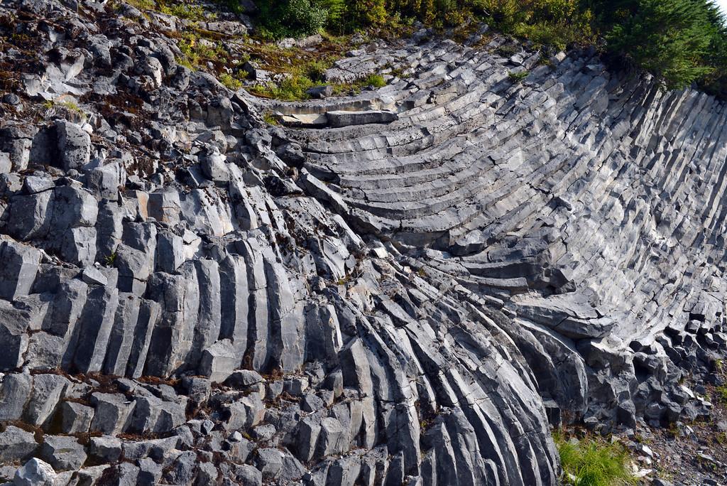 Basaltic Rock, Artist Point