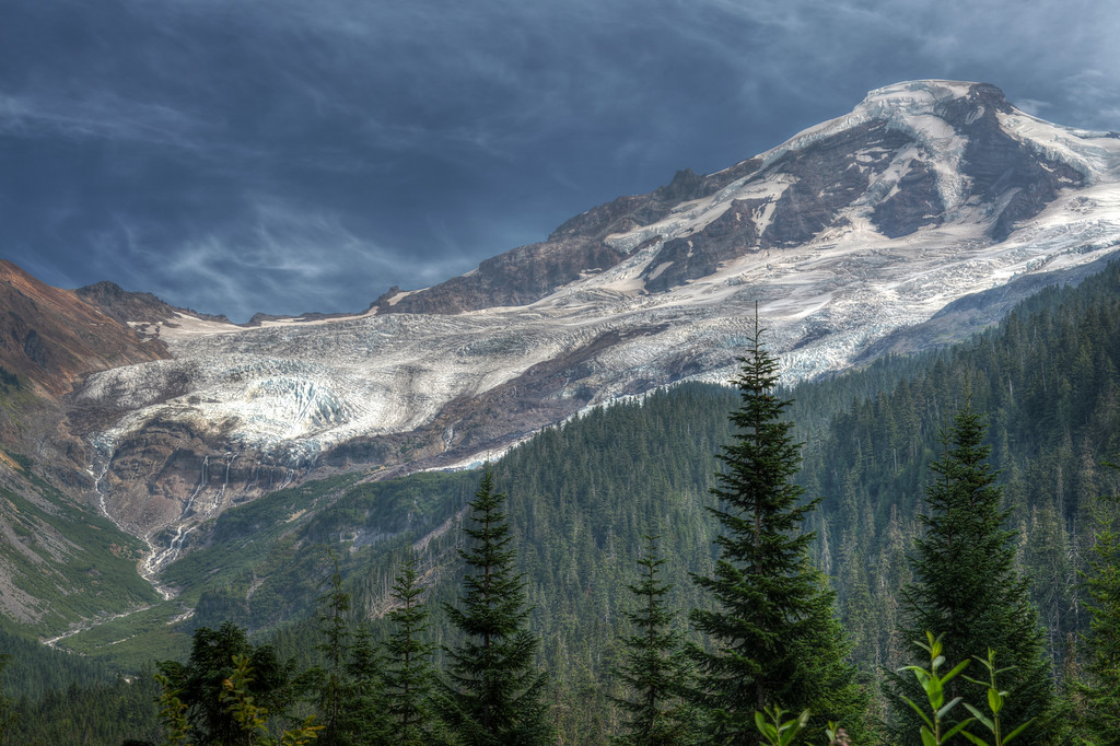 Mount Baker Vista