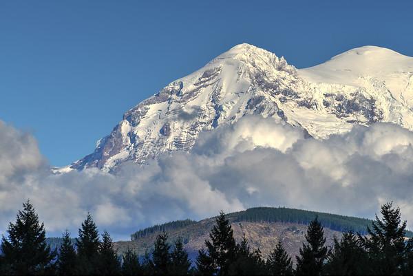 Mount Rainier Detail