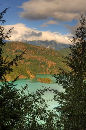 Ross Lake Island