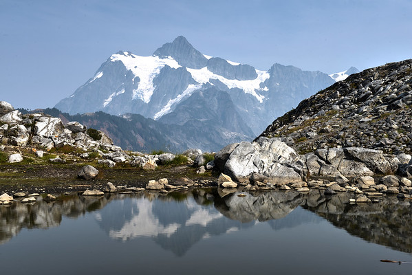 Mount Shuksan from Artist Point