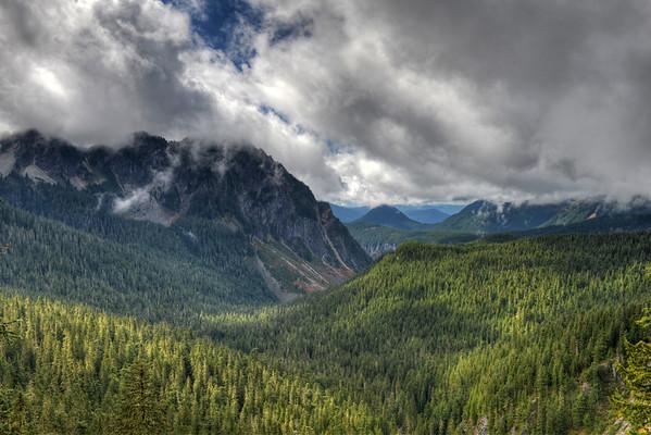 Tatoosh Range, Mount Rainier National Park