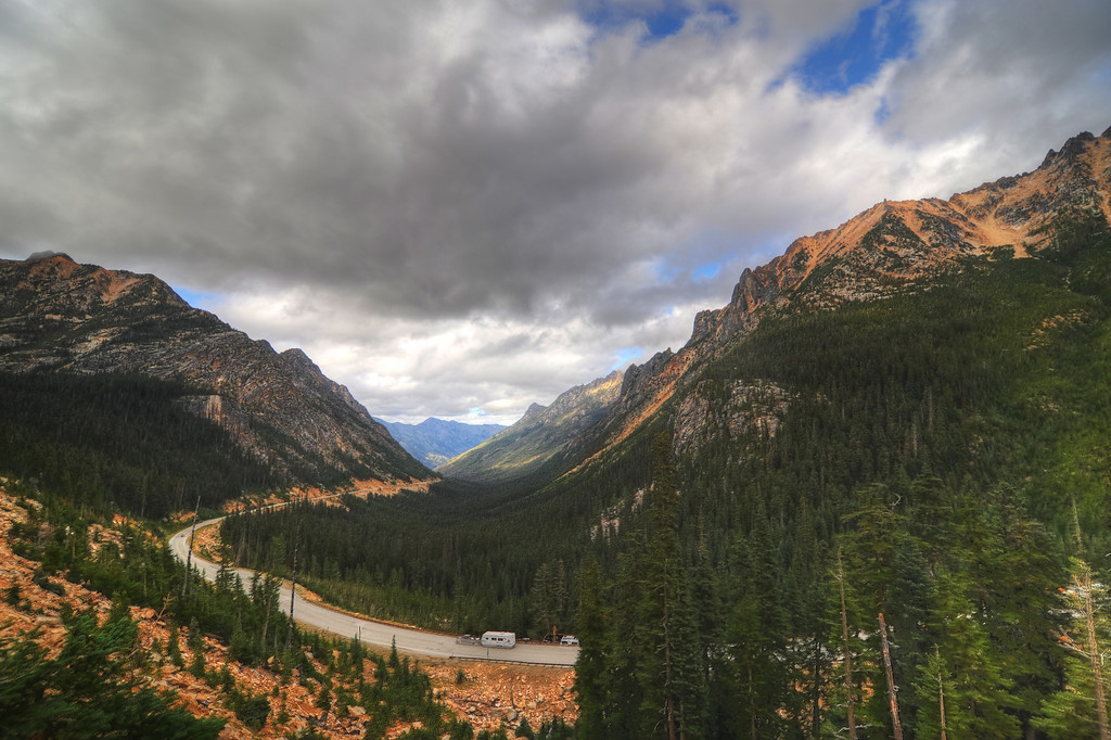 Washington Pass, North Cascades