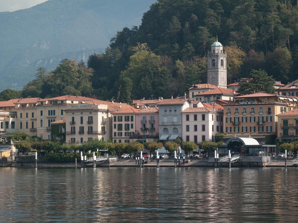 Bellagio - an exotic washing destination!