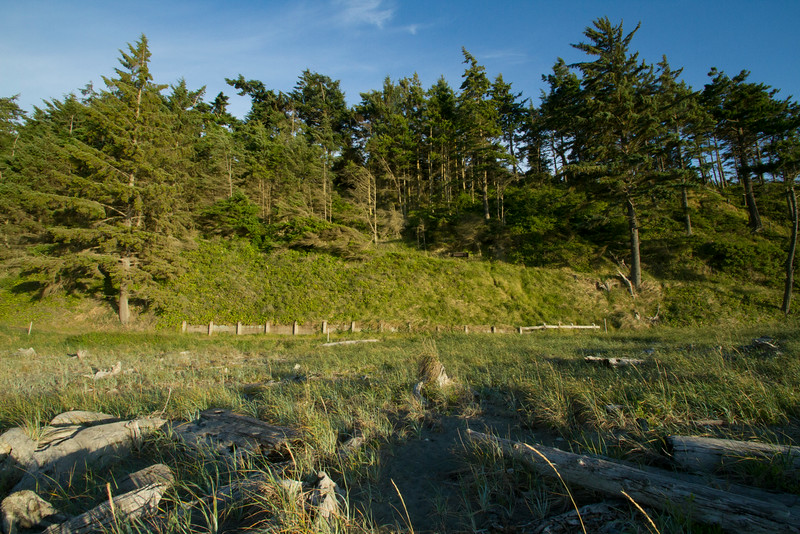 Sequim - Dungenes Spit and the walk out to it.
