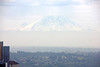 View of Mount Rainier from the Space Needle