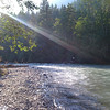 """We camped on the Nooksack River<br />  <a href=""""http://en.wikipedia.org/wiki/Nooksack_River"""">http://en.wikipedia.org/wiki/Nooksack_River</a><br /> Just outside the town of Glacier.  We had a great breakfast at Harvest Moon Bakery.<br />  <a href=""""http://harvestmoonbakery.net/"""">http://harvestmoonbakery.net/</a>"""