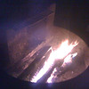 """We had significant mosquitoes at the Elwha River<br />  <a href=""""http://en.wikipedia.org/wiki/Elwha_River"""">http://en.wikipedia.org/wiki/Elwha_River</a><br /> so we make a really smoky fire, which helped a lot."""