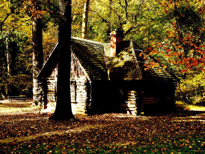 Rock Creek Park Cabin