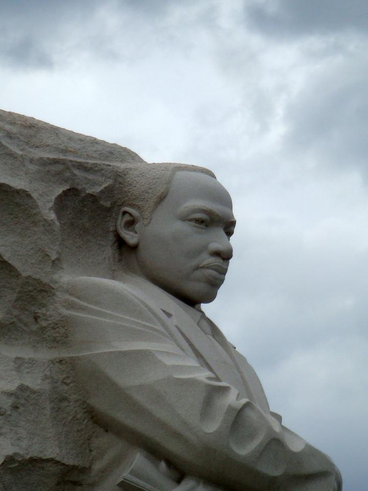Dr. M.L. King